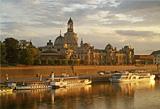 die Elbmetropole Dresden