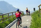 durch Deutschland mit dem Fahrrad