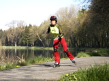 Inline Skaten In- und Outdoor