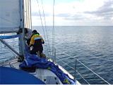 Urlaub auf einer Segelyacht