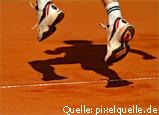 Tennis - der weiße Sport