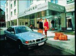 Hotel Lindner Congress Hotel Frankfurt