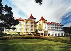 Hotel Strandhotel Zinnowitz